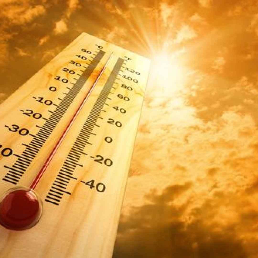 afa  caldo  sole