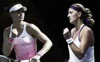Tennis: tennis grand slam kvitova safarova