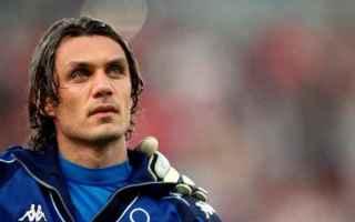Nazionale: paolo maldini  italia  milan  gol