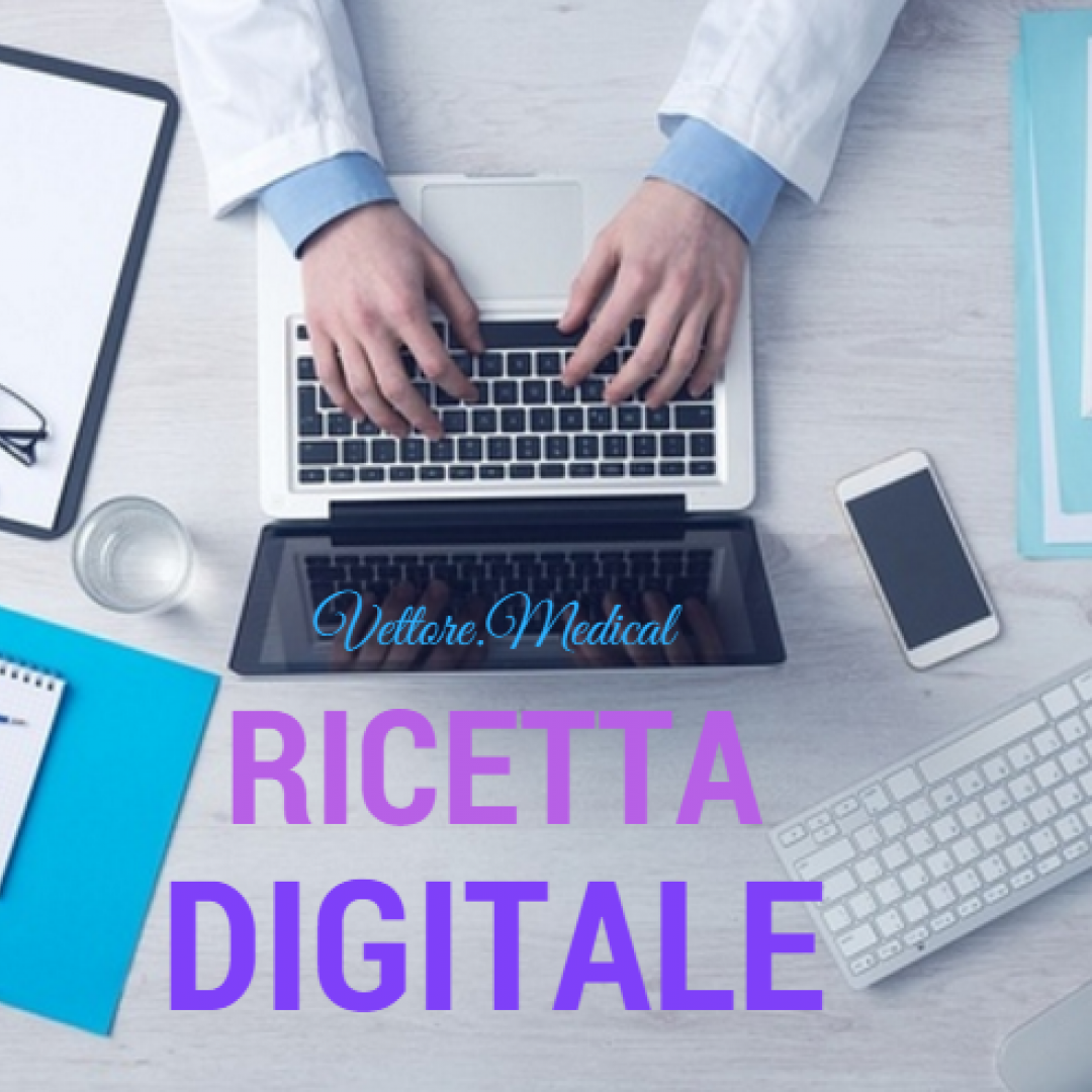ricetta  medicina  software
