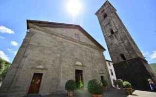 Storia: chiesa leggende garfagnana  santi  papa