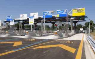 Leggi e Diritti: casello.autostrada inversione sanzione