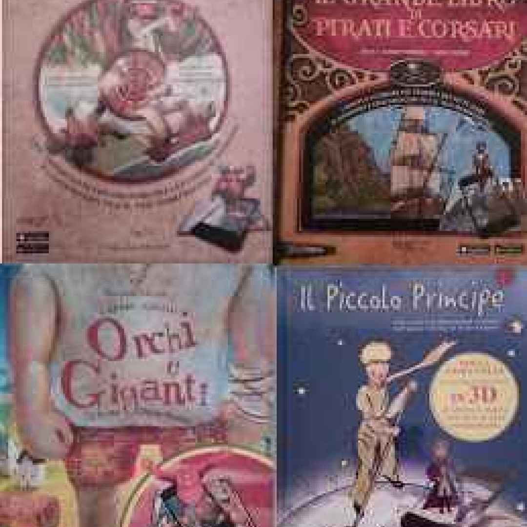 libriperbambini  realtàaumentata  libri