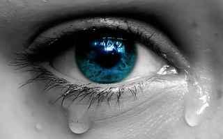 Psiche: piangere  emozioni  forza