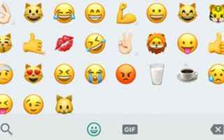 App: whatsapp  apps  emoji