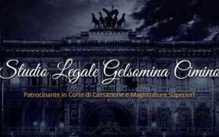 Leggi e Diritti: studio legale gelsomina cimino