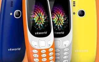 Cellulari: nokia 3310  nokia  vkworld  clone  tech