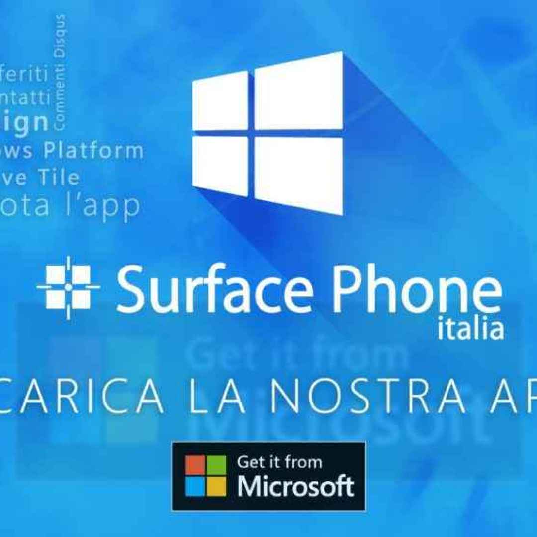 surface phone  surface note  windows 10