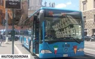Roma: roma  autobus  atac