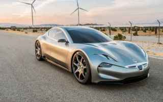 Automobili: fisker emotion  supercar  elettrica