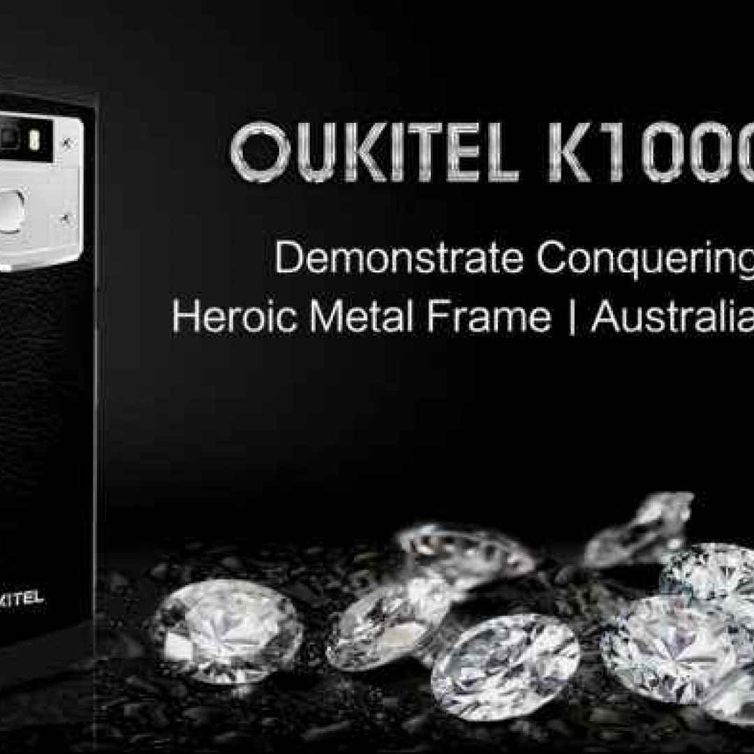 oukitel  oukitel k10000 pro  smartphone