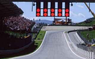 Formula 1: f1  gp austria  presentazione