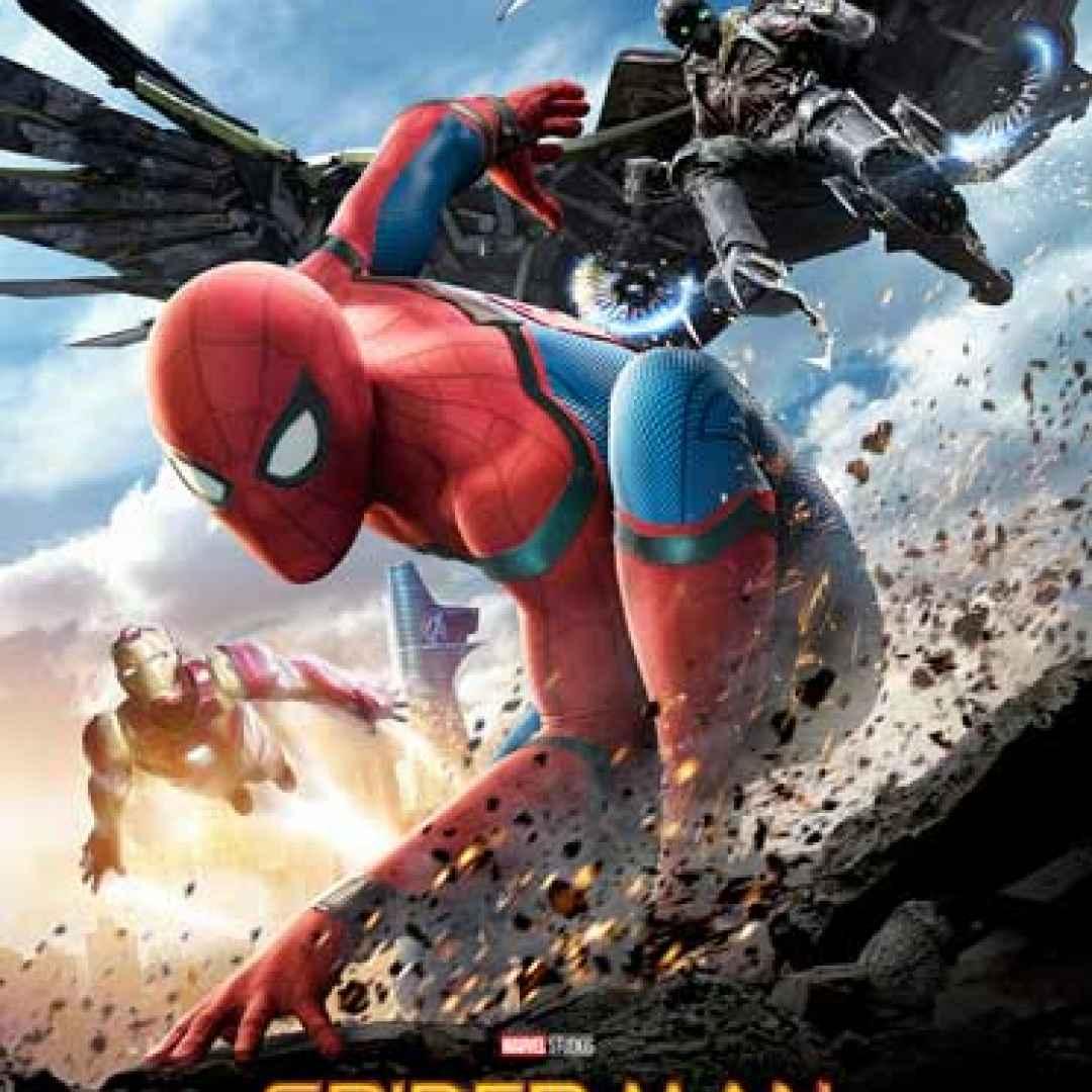 cinema spider-man homecoming film