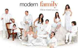 Televisione: recensione  review  modern family  serie