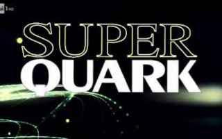 Televisione: superquark  rai1