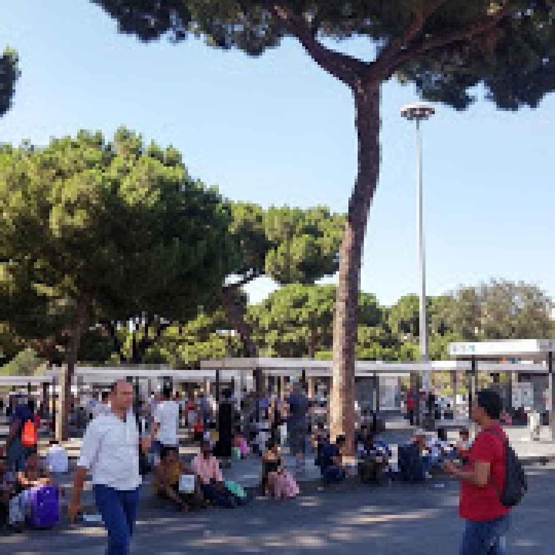 roma  sciopero  trasporto pubblico
