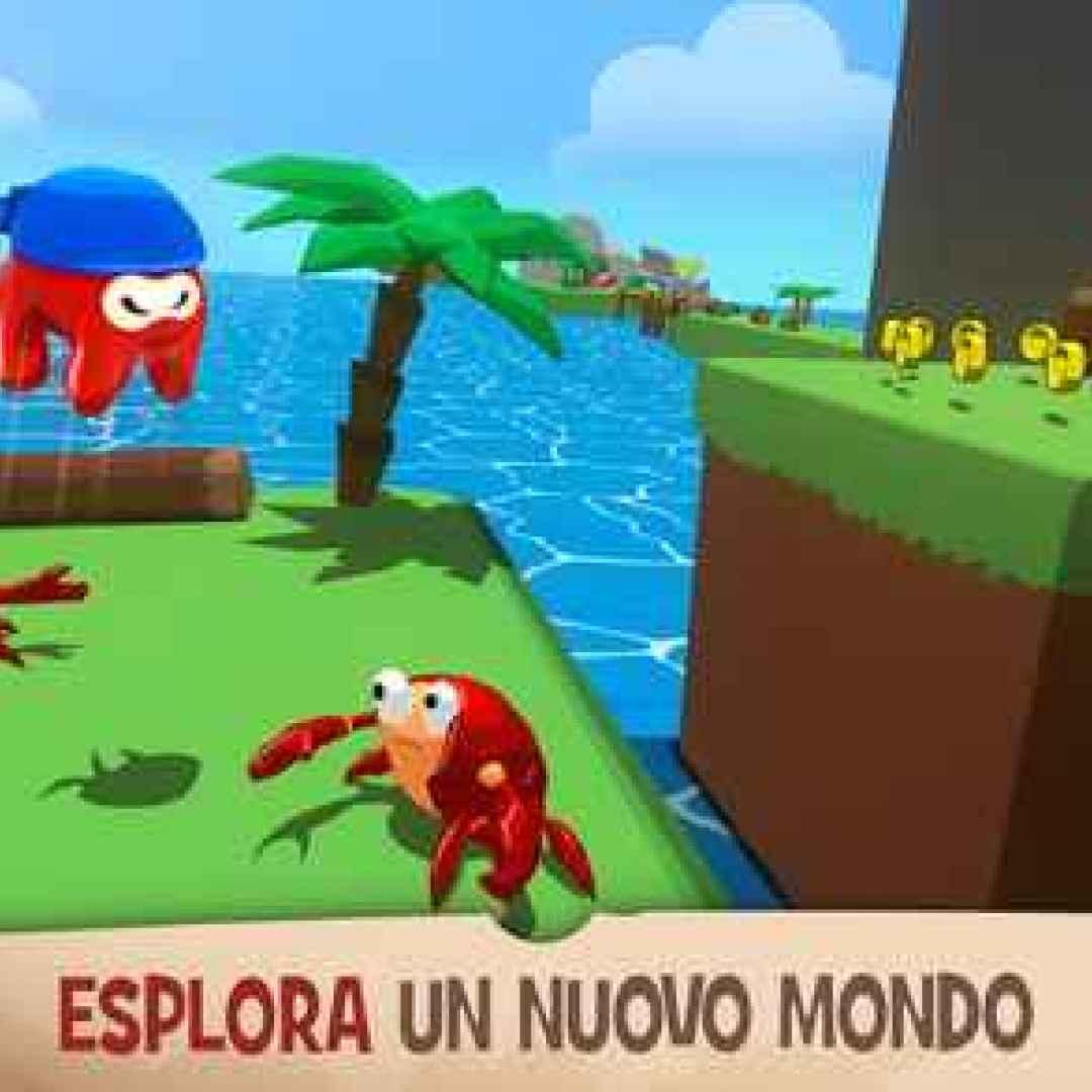 Kraken Land - un platform 3D incredibile!!!! Da provare su ...