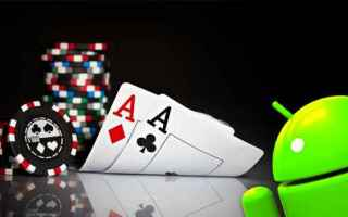Mobile games: poker  carte  android  giochi