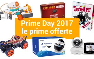 E partito Prime Day 2017! Per partecipare alla festa bisogna essere iscritti a Prime, il programma c