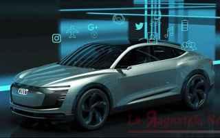 Automobili: audi ai  guida autonoma  auto che impara