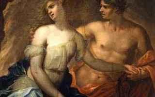 Cultura: misteri  mitologia  orfeo  euridice