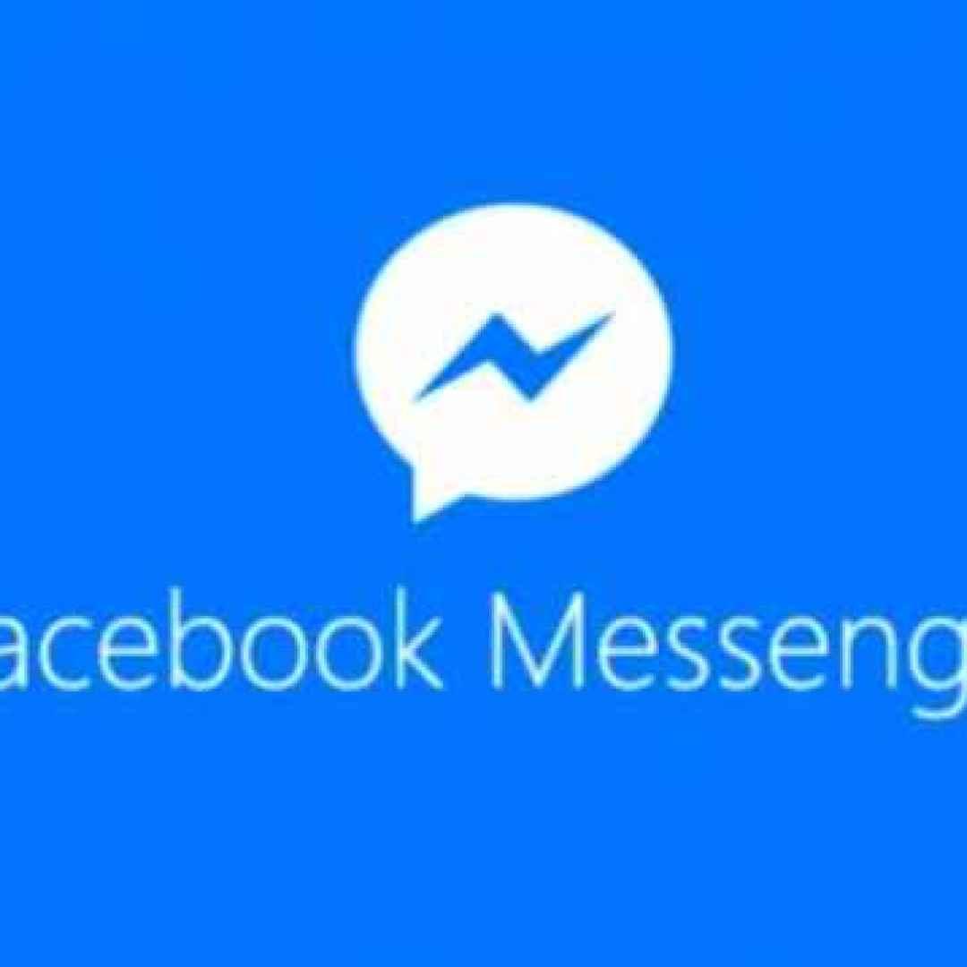 messenger  chat  ads  pubblicità