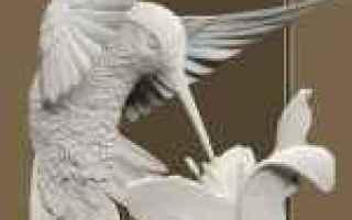 Arte: nicholls  carta  creazioni scultoree