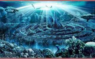 Cultura: atlantide  cataclismi  civiltà thera