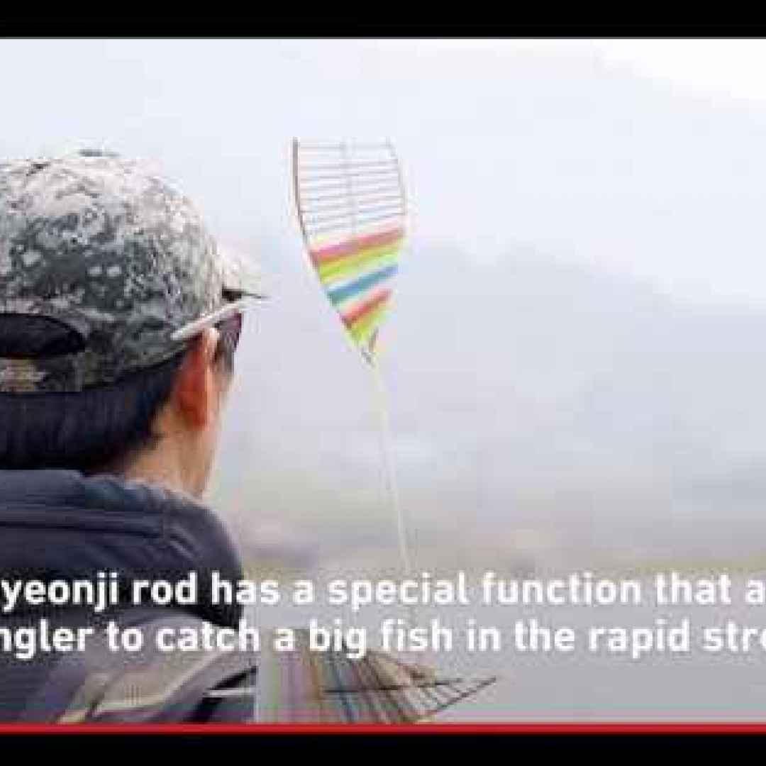 corea  pesca  invenzioni  bastoni