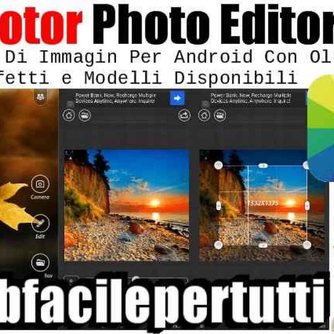 fotor app android fotografia