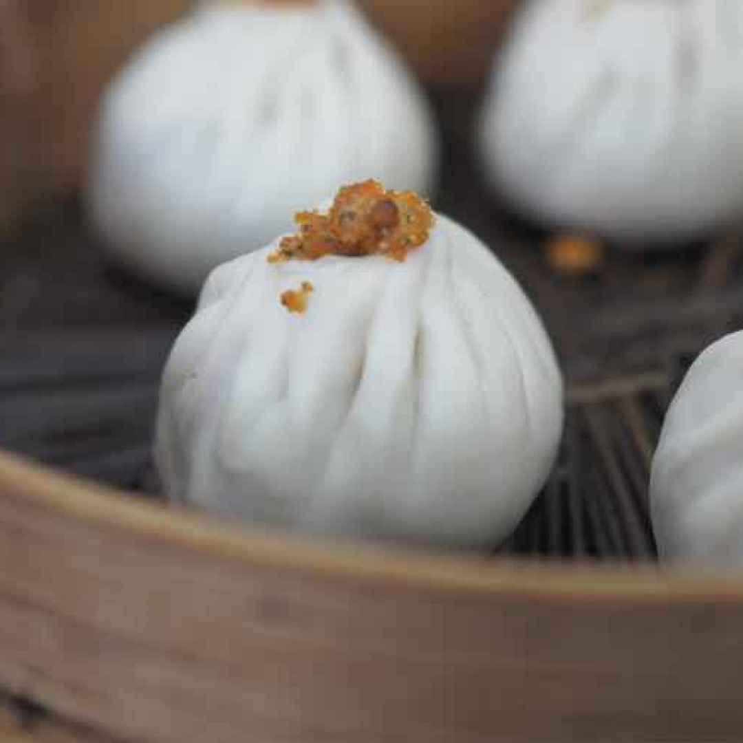 ricetta  cucina  ravioli cinesi