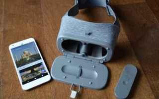 Gadget: realtà virtuale  google vr  vr