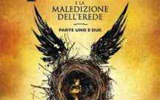 Libri: recensione  review  harry potter  libri