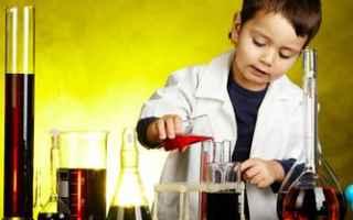Scienze: geek padre figlio età genio