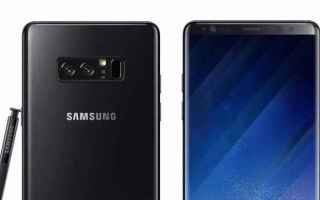 Cellulari: samsung note 8  phablet  rumors