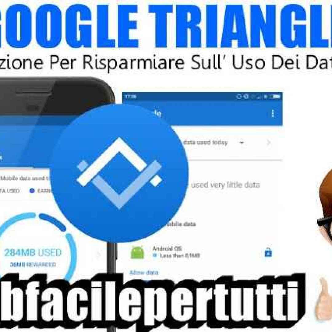 google triangle