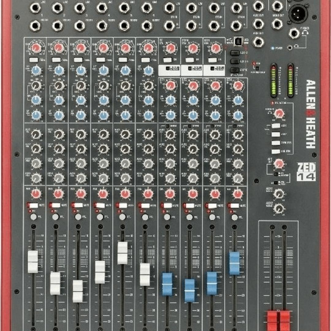 mixer  home recording  project studio
