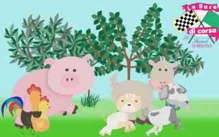 cartoni animati  bambini  animali