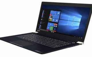 Hardware: toshiba  tecra x40d  notebook  windows10