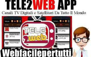 tele2web  app  streaming  android