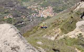 Viaggi: castelmezzano  pietrapertosa  basilicata