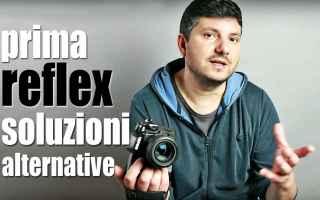 Fotocamere: reflex  dslr  reflex digitale  migliore