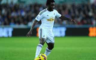 Calciomercato: swansea  bony  premier league