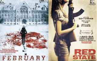 Cinema: february red state horror home video dvd