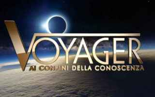 Televisione: voyager