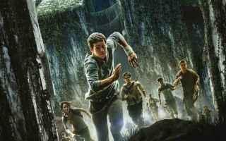 Cinema: maze runner  differenze  il labirinto