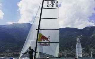 catamarani  regate  tornado  grecia