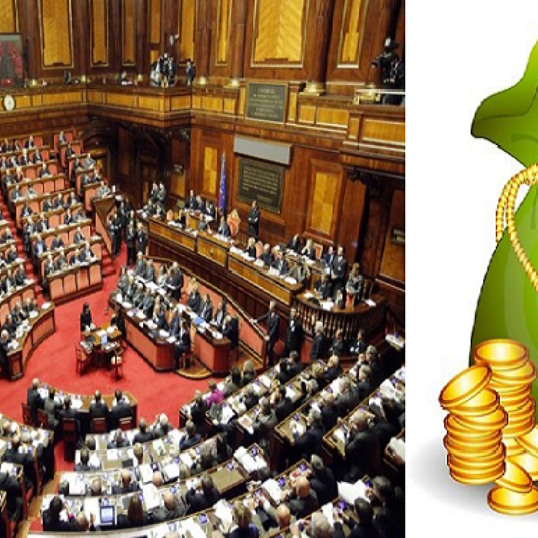 vitalizi  parlamento  pensione