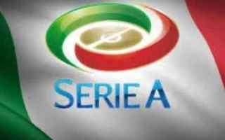 Calcio: serie a  calendario  diretta