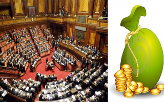 Politica: vitalizi  pensioni  rendita